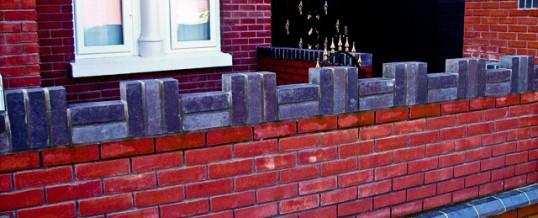 Short Brick Wall