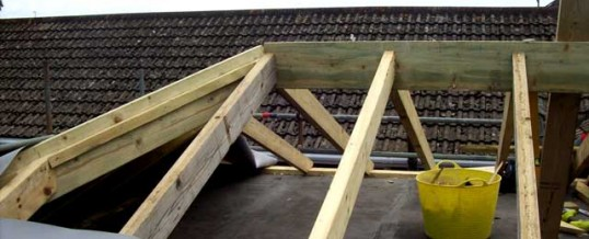 New Roof Ridge