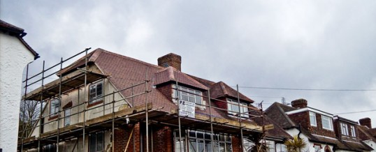 New Dormers Complete