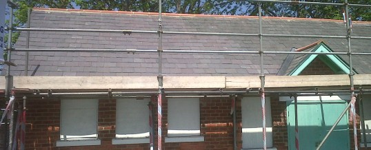 Roof Completed